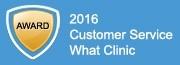 whatclinic award 2016