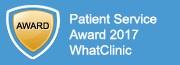 whatclinic award 2017