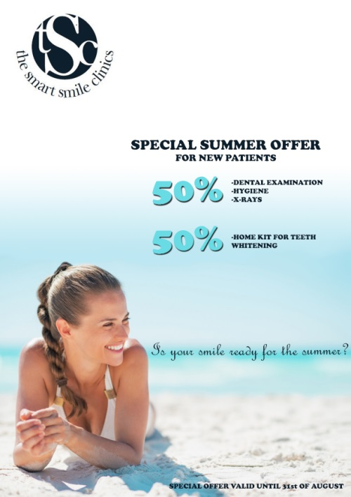 Special Summer Dentistry Offers   The Smart Clinics London
