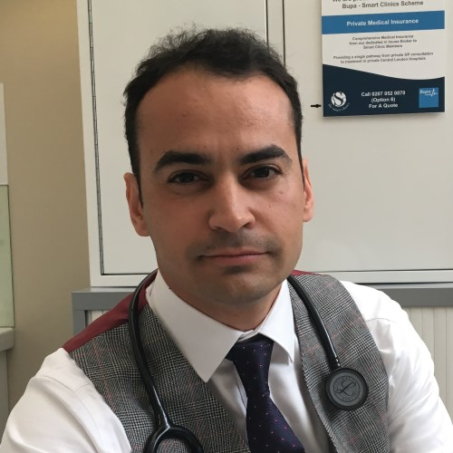 Dr Khaled Sadek, GP & Minor Op's Specialist