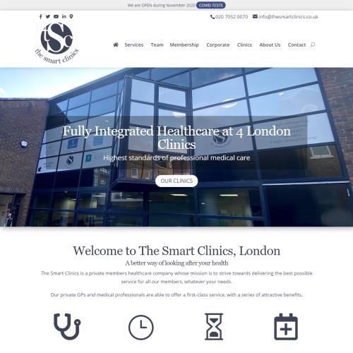 New Website Showcases London Healthcare