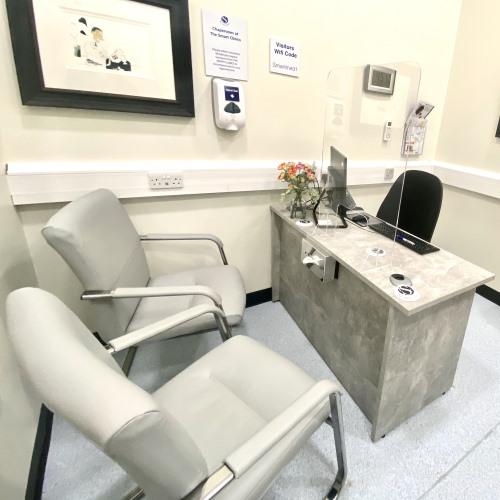 Wandsworth North GP Consultation Room