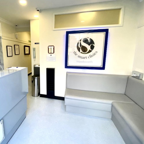 Wandsworth waiting area